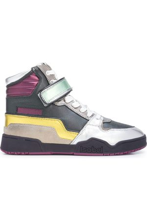 Isabel Marant Women Sneakers - Alsee touch-strap sneakers