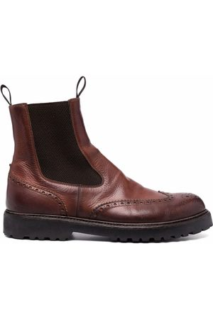 ELEVENTY Elasticated side-panel boots