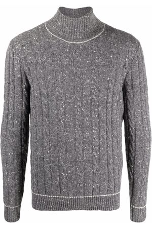 ELEVENTY Roll neck knitted jumper