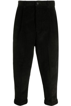 Ami Carrot-fit cropped chinos