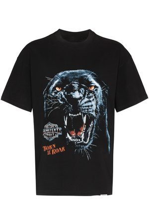 Represent EXCL BORN TO ROAR PRNT SS TEE