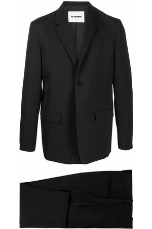 Jil Sander Men Suits - Fitted single-breasted suit