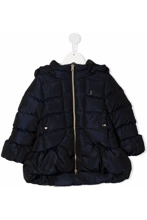 HERNO Feather-down padded coat