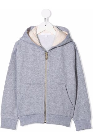 Chloé Logo-embroidered hoodie
