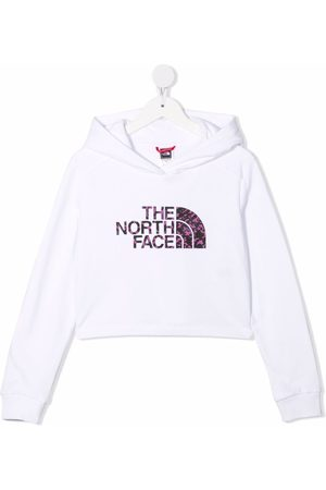 The North Face Logo-print cotton hoodie