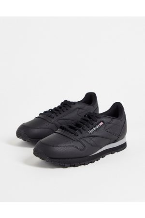 Reebok Men Boots - Classic Leather trainers in and grey