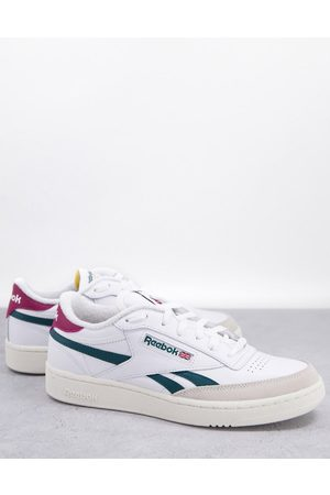 Reebok Men Sneakers - Club C Revenge trainers in and forest green