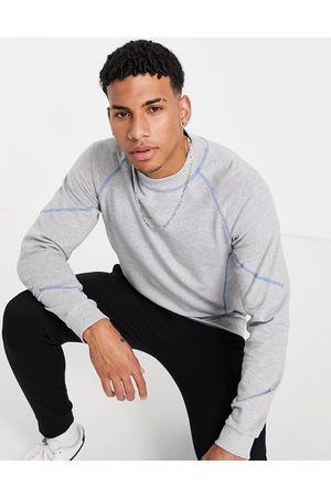 JACK & JONES Men Sets - Core co-ord sweat with high neck & contrast stitch in