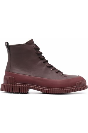Camper Pix leather boots