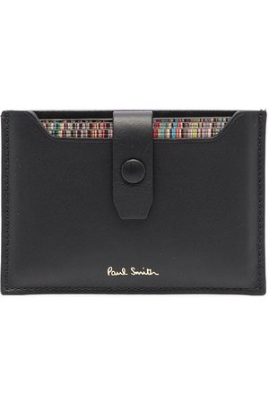 PAUL SMITH Signature stripe pull out card holder