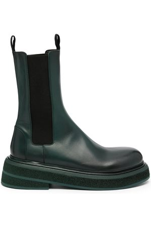 MARSÈLL Elasticated side-panel boots