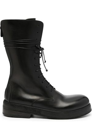 MARSÈLL Men Ankle Boots - Ankle lace-up boots