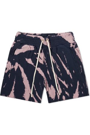 Les Tien French Terry Tie Dye Yacht Short