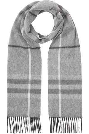 Burberry Scarves - The Classic Check cashmere scarf