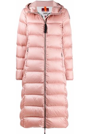 Parajumpers Hooded down padded coat