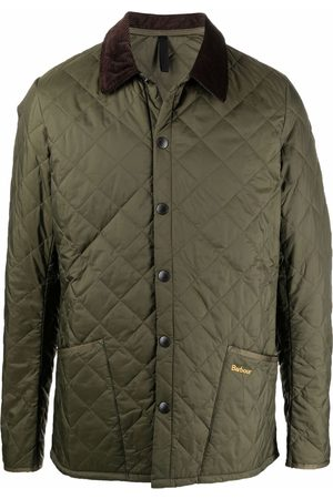 Barbour New Classic diamond quilted jacket