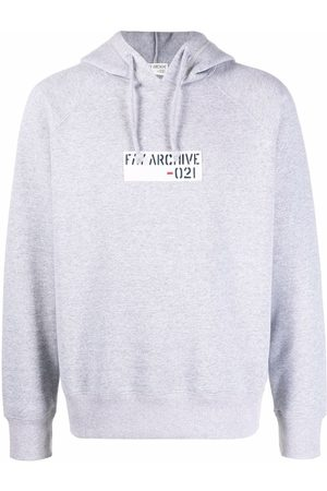 FAY Archive-021 logo hoodie