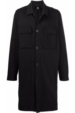 Thom Krom Single-breasted cotton coat