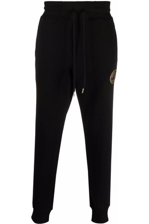 Versace Jeans Couture Logo print track pants