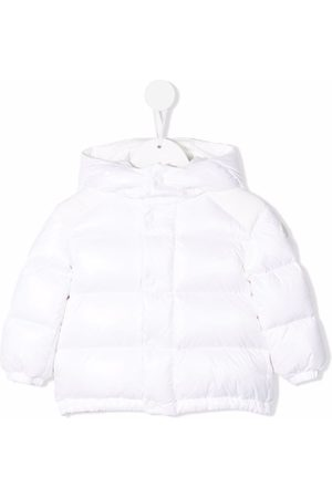 Moncler Jackets - Feather-down padded puffer jacket