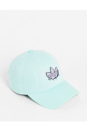 adidas Ball cap with graphic trefoil in