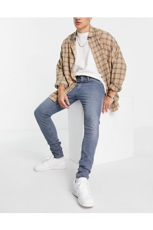 Levi's Levi's skinny tapered fit jeans in light wash