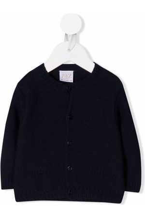 Paz Rodriguez Buttoned-up wool cardigan