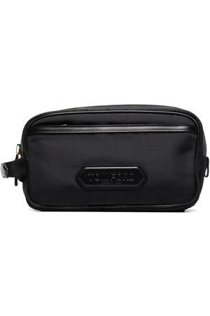 TOM FORD Men Toiletry Bags - Logo-patch wash bag