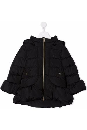 HERNO Padded feather-down jacket