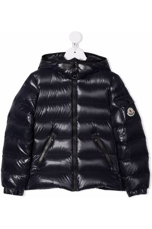 Moncler Padded hooded down jacket