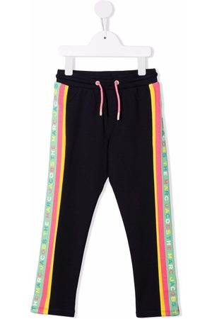 The Marc Jacobs Side stripe track trousers
