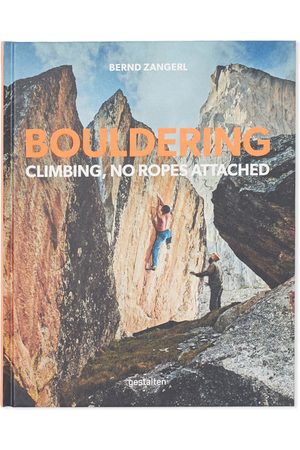 Publications Men Accessories - Bouldering: Climbing, No Ropes Attached