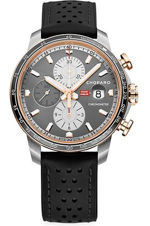 Chopard Classic Racing 18K Rose Gold & Stainless Steel Limited-Edition Watch
