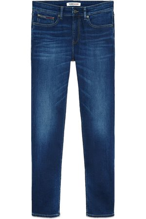 Tommy Hilfiger Tommy Jeans Ryan Relaxed Straight Jeans - Aspen Dark Stretch