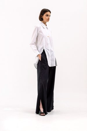 Talented Buttoned slits pants