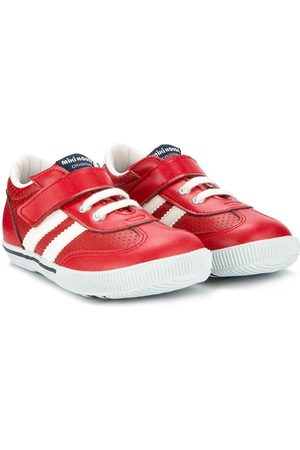 Miki House Side stripe sneakers