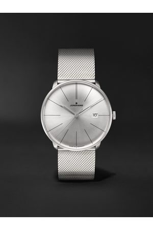 Junghans Men Watches - Meister Fein Automatic 39.5mm Stainless Steel Watch, Ref. No. 27/4153.44