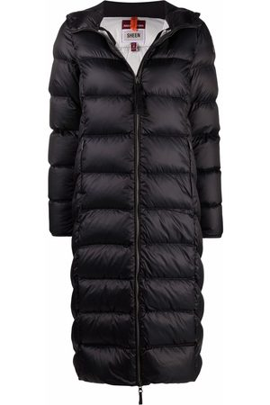 Parajumpers Women Parkas - Hooded down padded coat