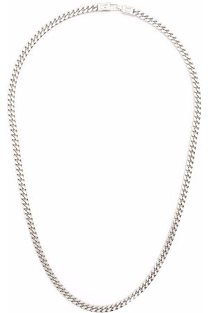 Tom Wood Necklaces - Curb chain necklace