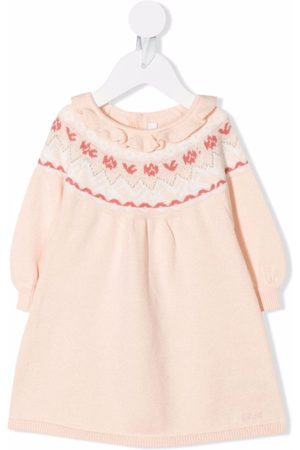 Chloé Kids Baby Knitted Dresses - C0230345F