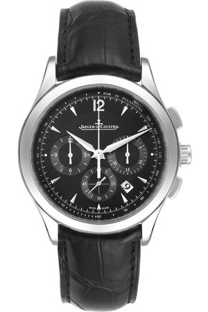 Jaeger-LeCoultre Master Chronograph Mens Watch Q1538470 Box Papers