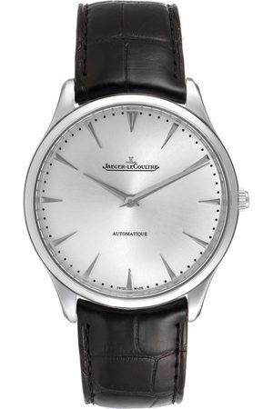 Jaeger-LeCoultre Master Ultra Thin Mens Watch 170.8.37 Q1338421 Box Papers