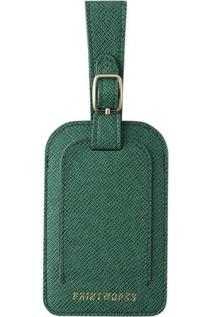 PrintWorks Faux Leather Luggage Tag