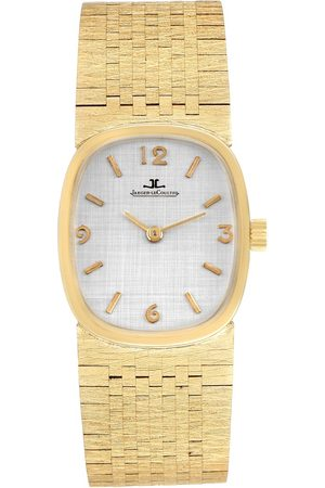Jaeger-LeCoultre 14K Yellow Manual Vintage Mens Watch
