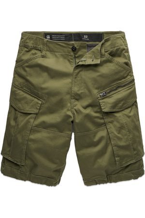 G-Star Rovic Zip Relaxed Cargo Shorts - Sage