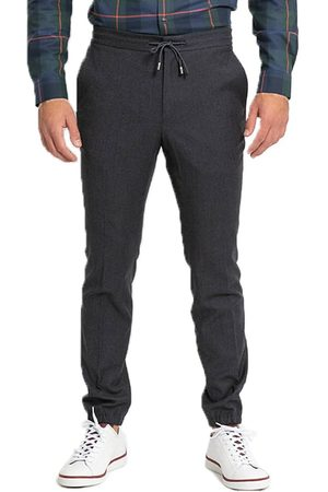 Z Zegna Men Tapered - Drawstring Waist Tapered Trousers