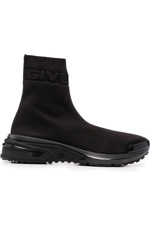Givenchy Sock-Style Logo Sneakers