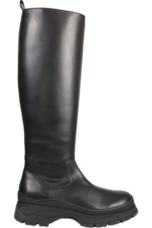 Staud BOW TALL BOOTS