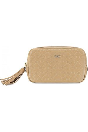Luxe Designers Anya Hindmarch Maeve Leather pouch