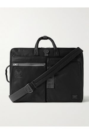 Porter-Yoshida and Co Men Laptop Bags - Flying Ace 3Way Webbing-Trimmed Nylon Briefcase
